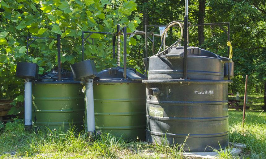 Biodigestion for Methane